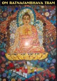 Ratnasambhava es la figura que nos inspira y guía en llevar a cabo nuestro proyecto
