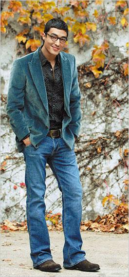 Daniel Henney jeans