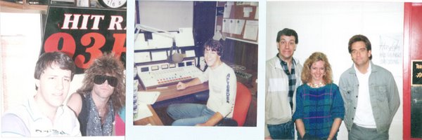 A few snapshots from my former life as an Indianapolis Radio Personality....