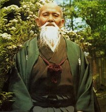 O´Sensei Morihei Ueshiba