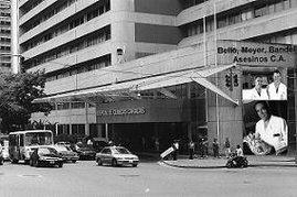 Los crímenes del Hospital de Clínicas Caracas