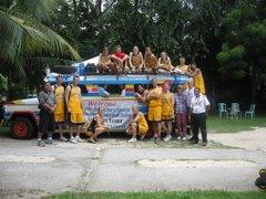 Philippines mission trip last summer