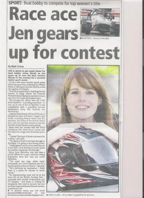 3rd Birmingham Mail Article