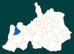 Ver Mapa administrativo do Município do Sabugal
