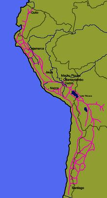 Qhapaq Ñan - O Caminho Inca