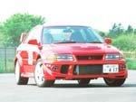Mitsu Lancer Evo 6.5 Tommi Makinen