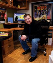 Rick Shaffer, Founder and Creative Director of Shaffer Design Works