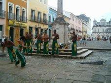 Capoeira Pelourinho