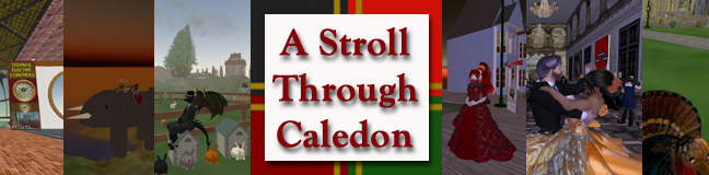 A Stroll Through Caledon