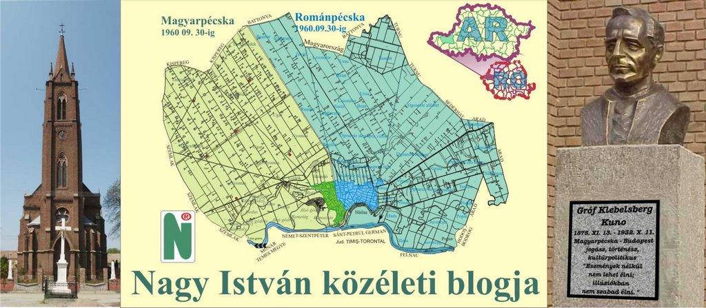 Nagy István közéleti blogja