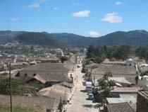 La Esperanza, Intibucá, Honduras