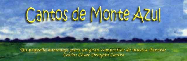 Cantos de Monte Azul