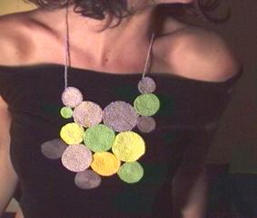 collar crochet 2d grande