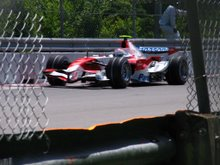 Amateur de F1