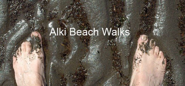 Alki Beach Walks