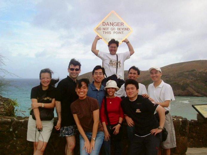 Gathering in Hawaii