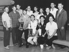 1966 State of Hawaii Junior Bowling Champion