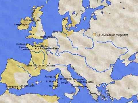 Civilización megalítica en Europa