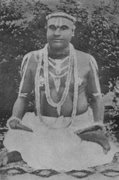 Sri Radharaman Charan Das Dev (Bodo Babaji)
