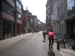 More Belgian Streets