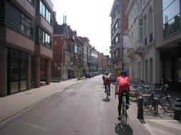 More Belgian Streets