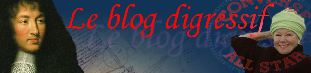 Le blog digressif