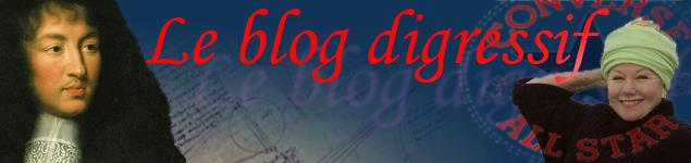 Le blog digressif