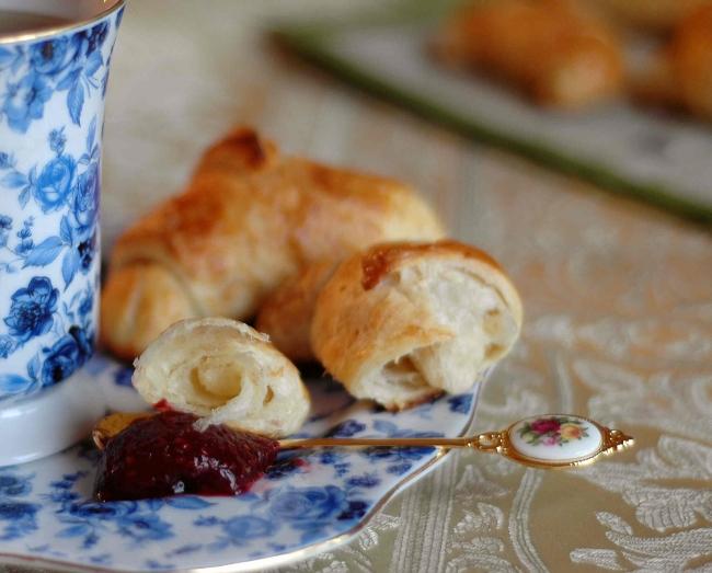 Мой вкусный мир: Wheaten Croissants