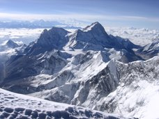 2005 Summit View from Mt. Everest
