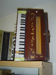 Free Reed Organ