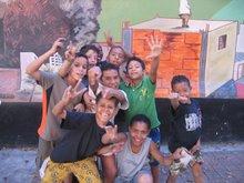 Kids in Caracas