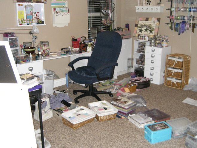 It's Messy But It's All Mine!