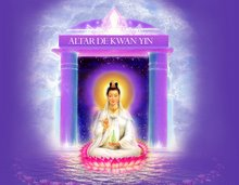 """LA AMADA MAESTRA KWAN YIN(Magnified Healing)"