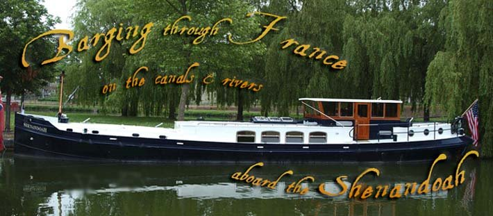 Barging Through France