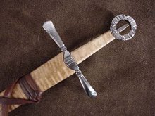 Irish Ring-Hilt Sword