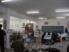 Vista parcial de nuestra Academia Municipal de Música y Escuela de Educandos.