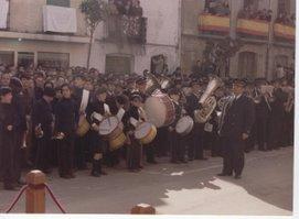 Primera Visita de S.S.M.M. D. Juan Carlos y Dª Sofía a Baeza.