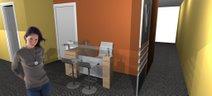 Interiores de Oficina