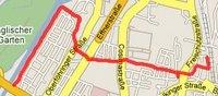 Mapof 18/11/06 run