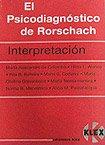 El psicodiagnóstico (Interpretación) de Rorschach