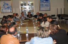 Reunião dos Colectivos de Defesa dos Consulados de Portugal