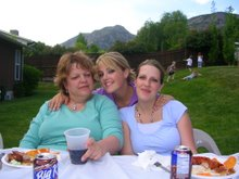 Mom, and Laurie