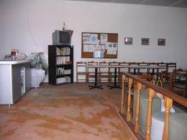 Sala de convívo da Sede da APRIA