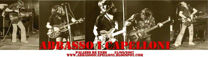 ABBASSO I CAPELLONI