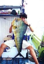 Dorado (dolphin Fish) Pulau Aur Island
