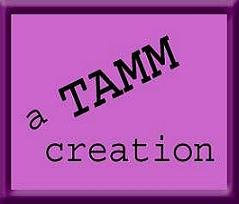 a TAMM creation logo