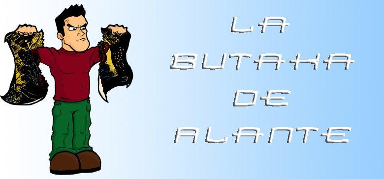 La Butaka de Alante