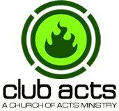 Club ACTS logo