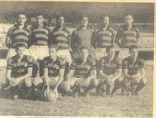 Flamengo Campeão do Torneio início em 1952