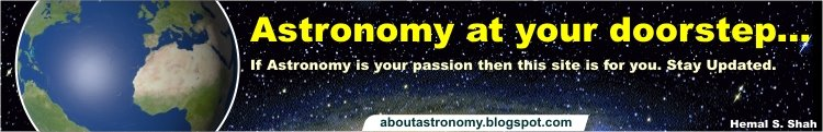Astronomy at your doorstep...